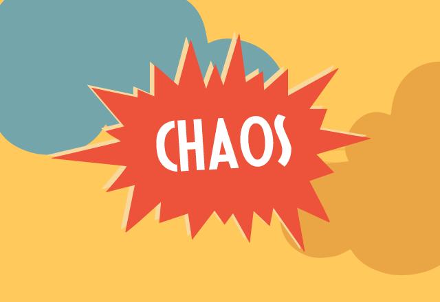 c.h.a.o.s. bij groeps- en creatieve processen