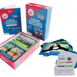 Muzische conceptkaarten in GO!-versie!