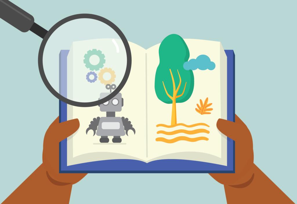 onderzoeken en ontwerpen vanuit prentenboeken